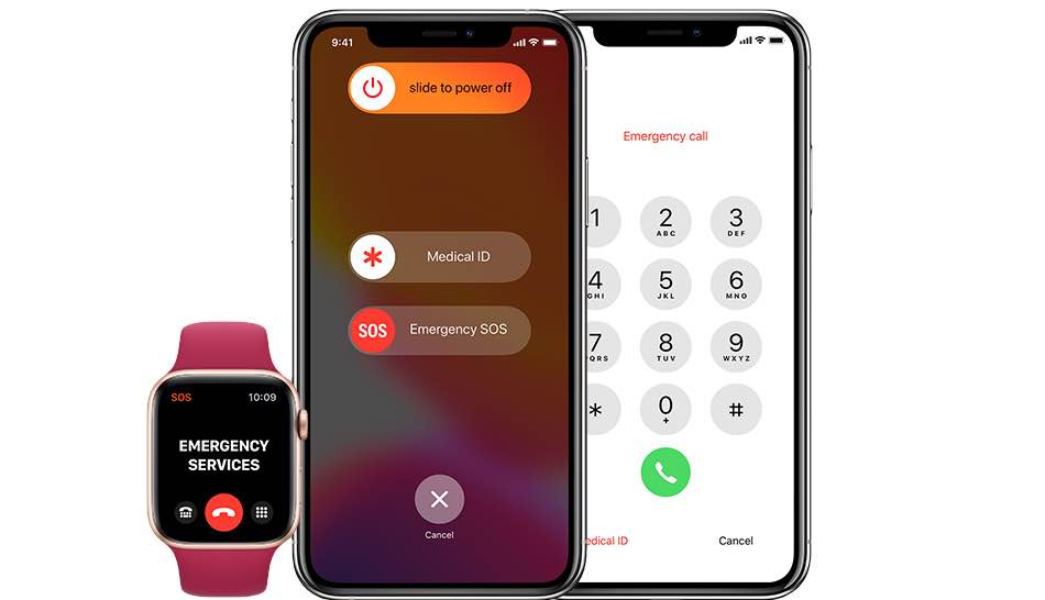 share Medical ID - iPhone and Apple Watch teaser
