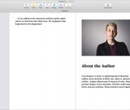 Create Book in Pages on Mac