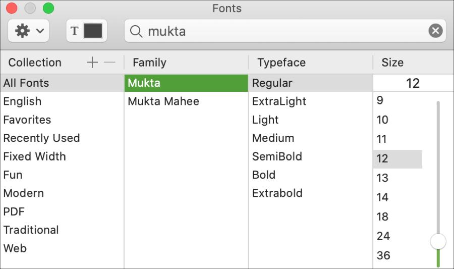Mac Font Book Use Hidden Font
