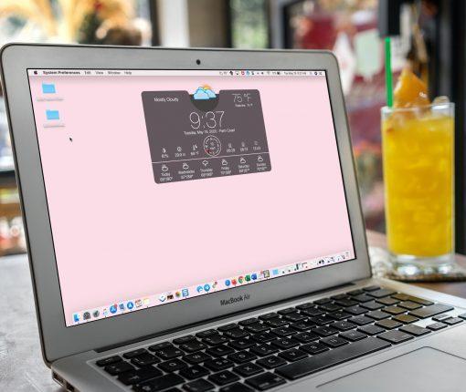 Mac Weather Apps - Weather Widget Desktop