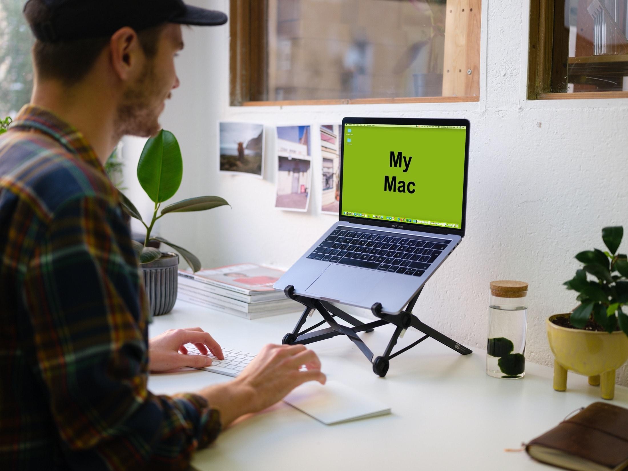 Personalize Mac - MacBook