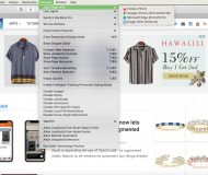 Safari Menu Bar Open Page With