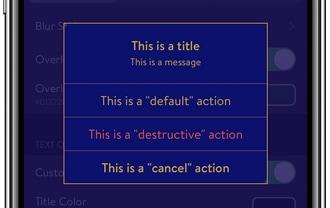 Lisää merkki ilmoituksiin iPhonessa Snellin avulla