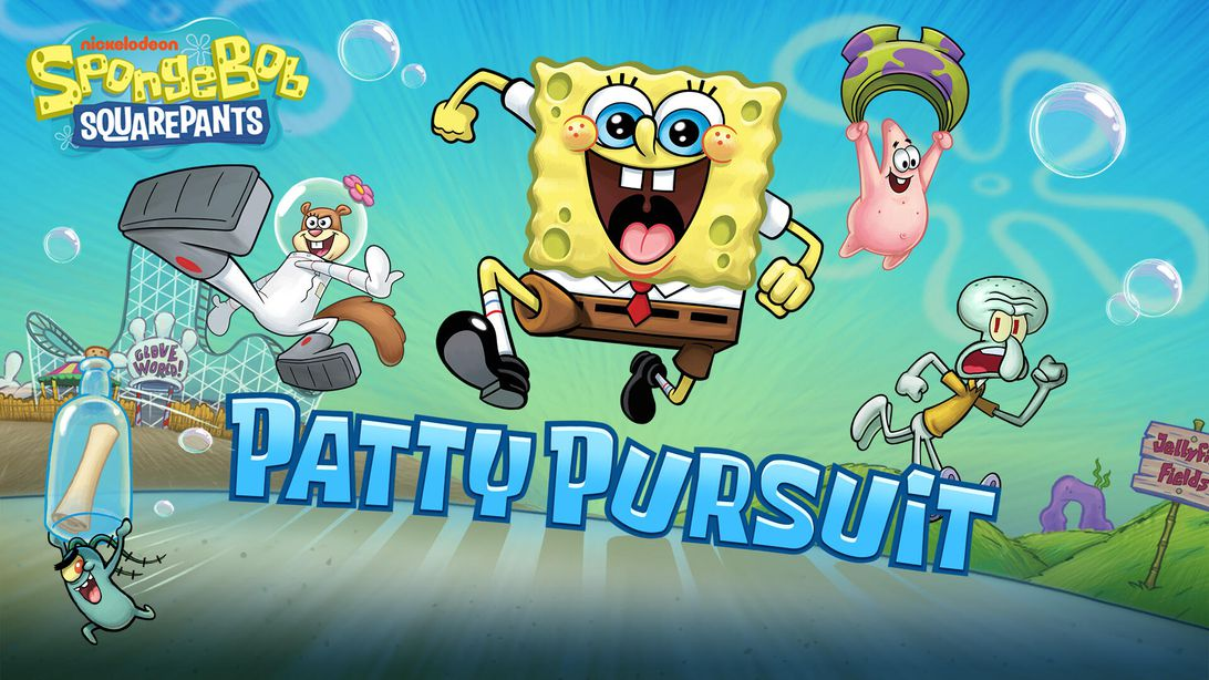"""""""SpongeBob: Patty Pursuit"""" from Nickelodeon launches on Apple Arcade"""