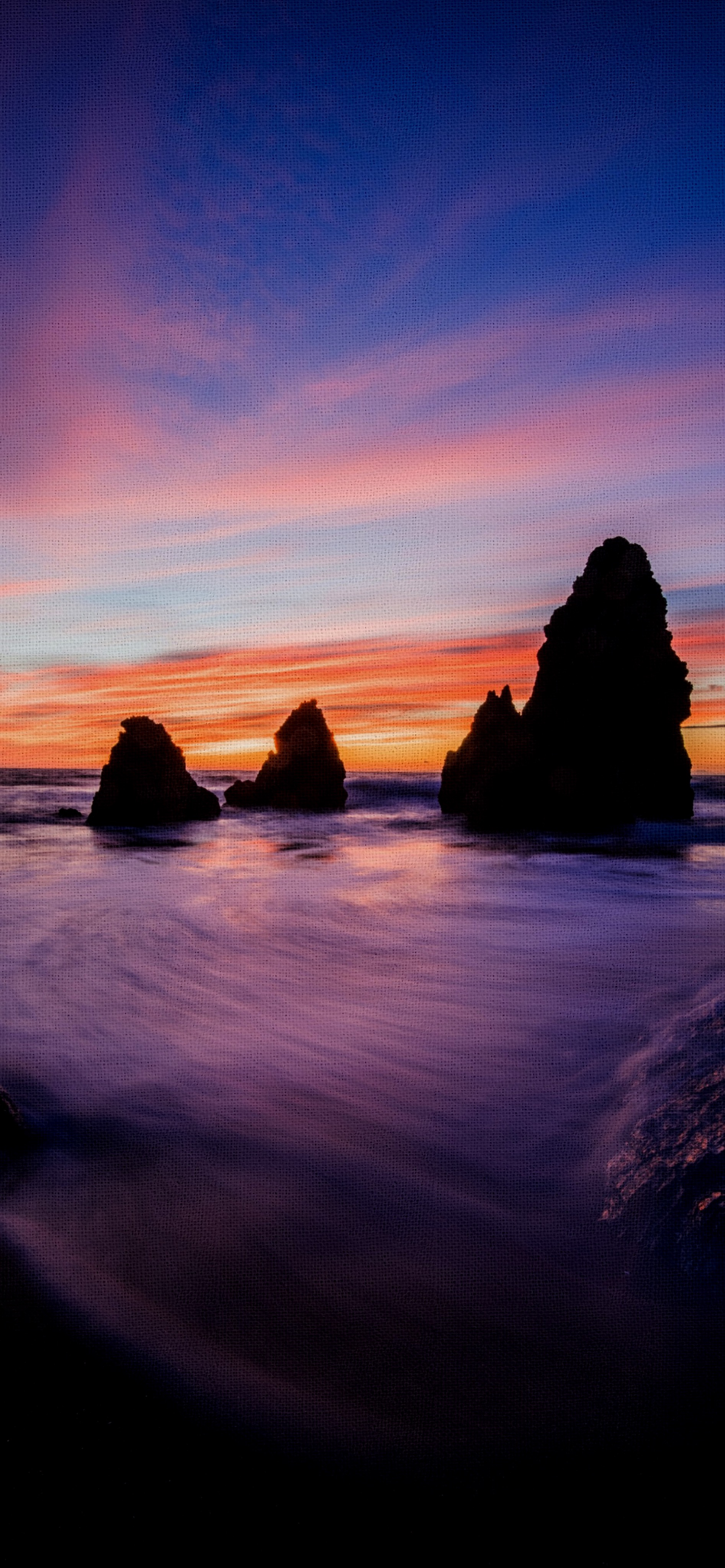 canvas vector iphone wallpaper jianoliu idownloadblog sea rocks