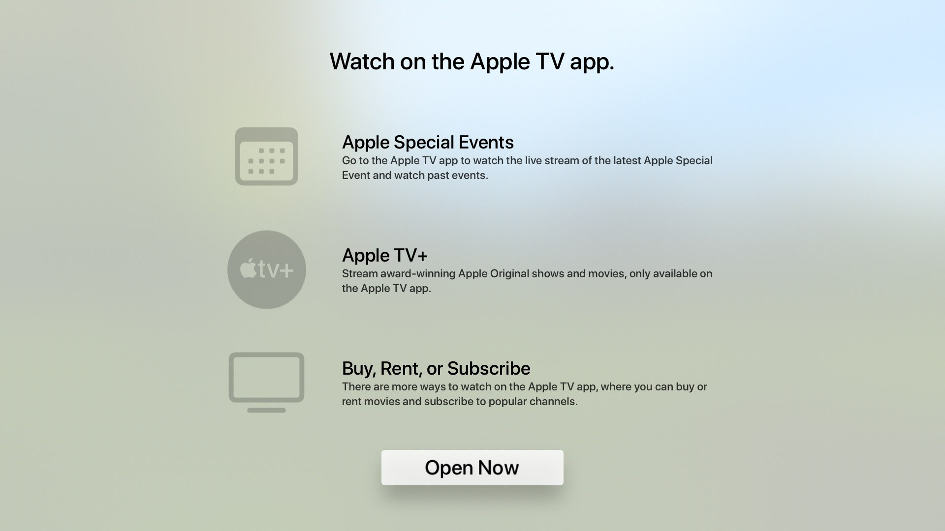 Apple Events For Tvos Gets Integrated Into Apple Tv App Ahead Of Wwdc 2020