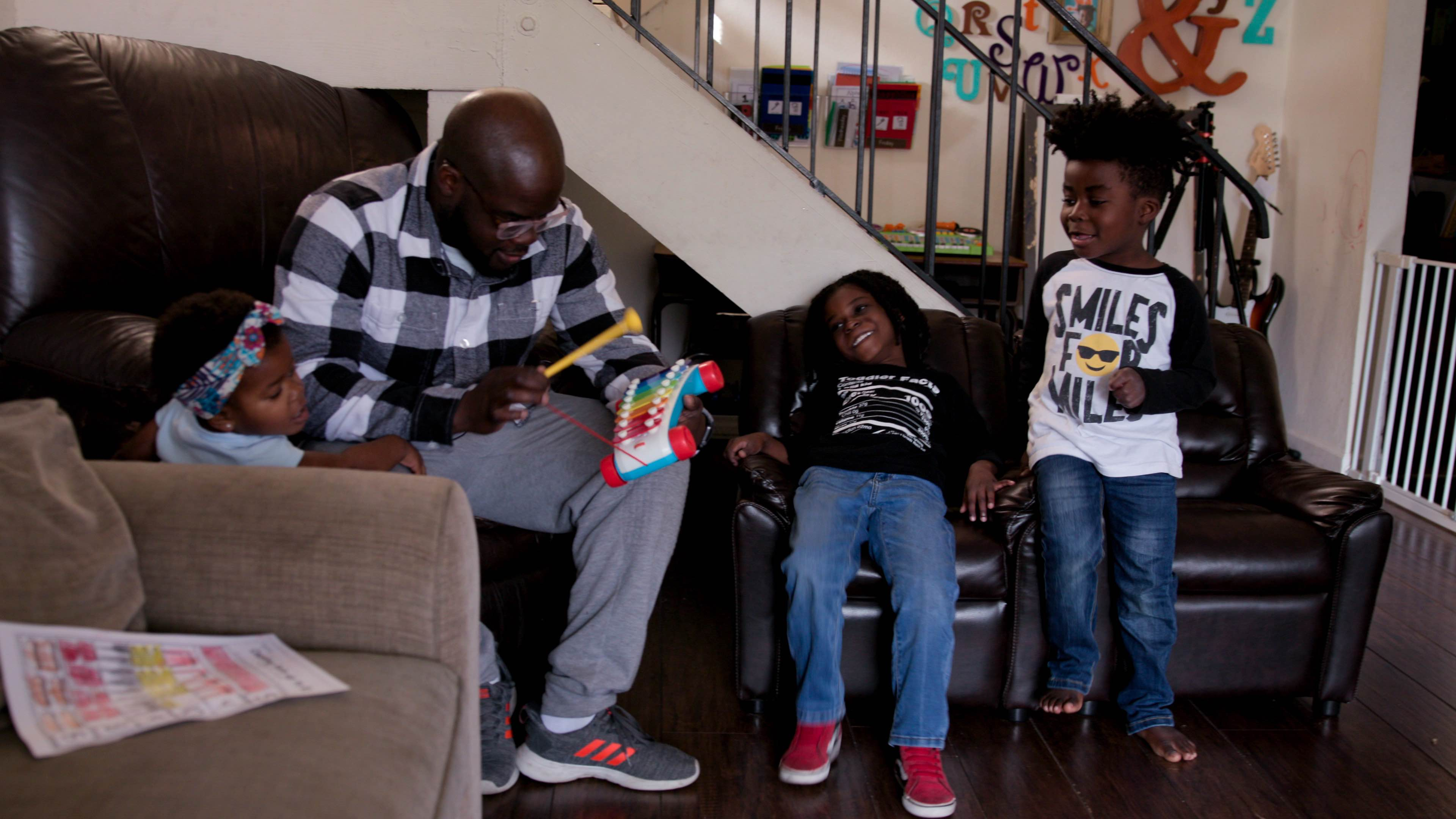 "Apple TV+ documentary ""Dads"" launches ahead of Father's Day on Sunday"
