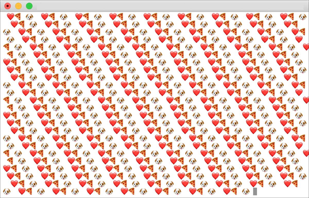 Fun Terminal Commands Emojis