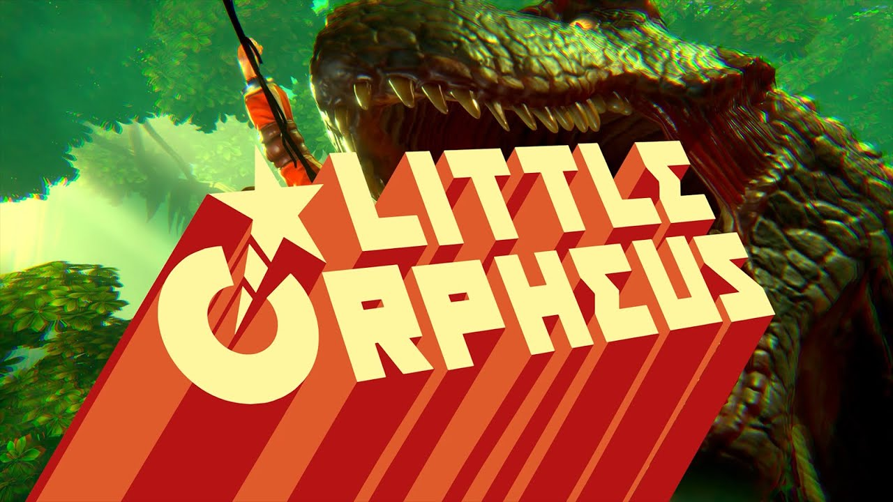 'Little Orpheus' is the newest adventure game for Apple Arcade