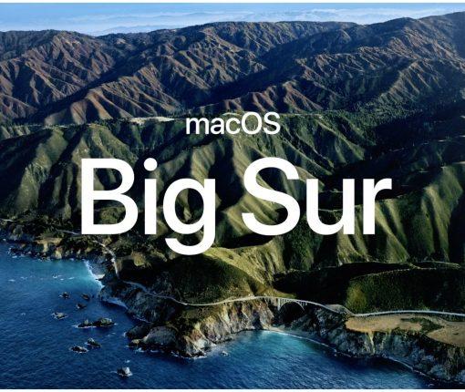 WWDC 2020 macos big sur