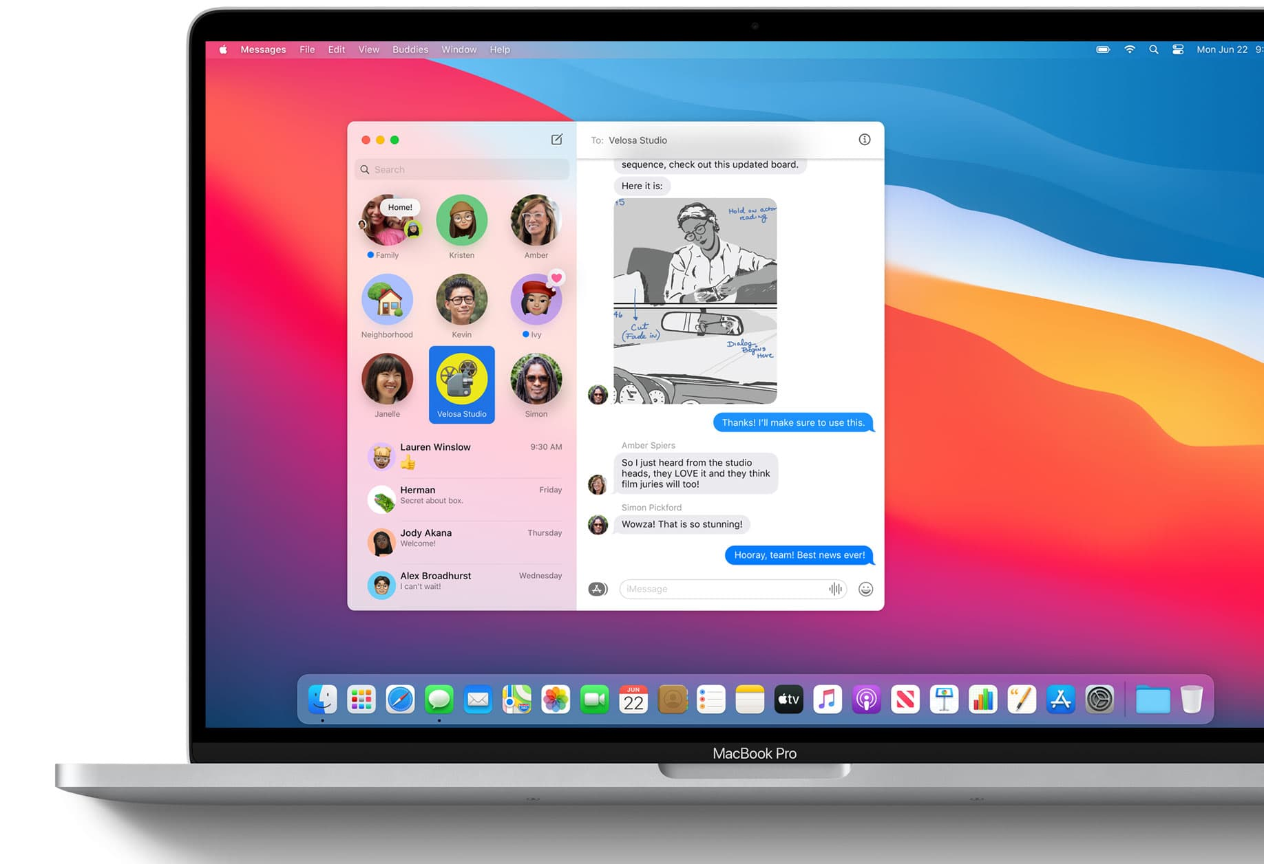 Apple Releases Macos Big Sur With An All New Experience Control Center Improved Messages And More