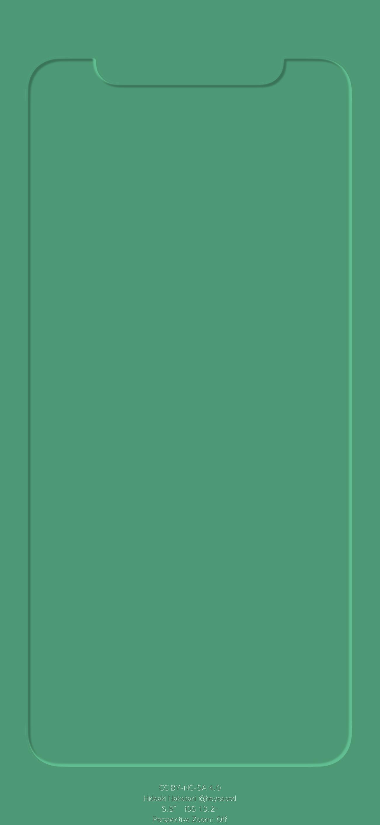 19 3d border pro green