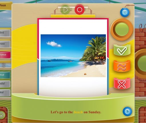 Language Development Apps - Articulation Games Lite