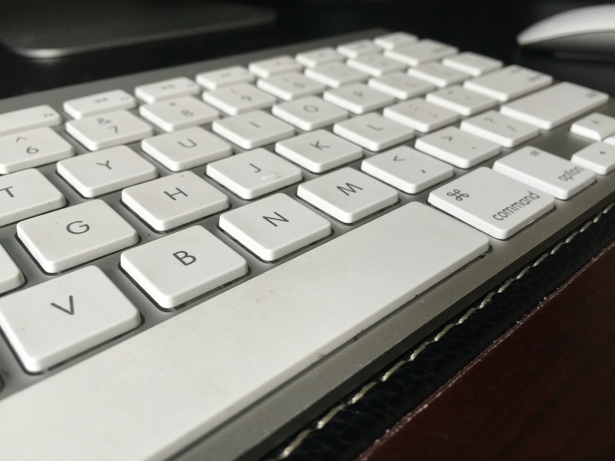Mac Apple Keyboard - Numbers keyboard shortcuts