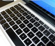 MacBook Pro keyboard -Pages keyboard shortcuts