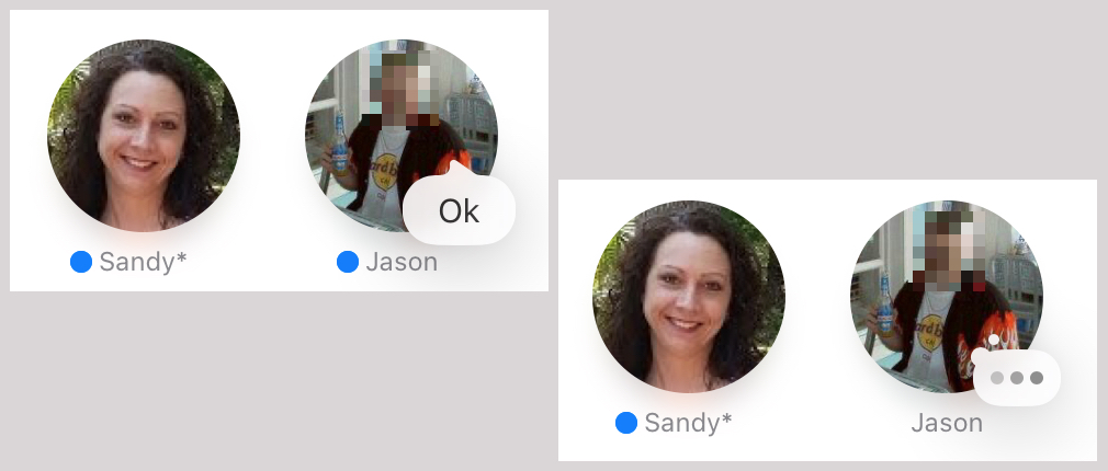 Messages Pinned Conversation Indicators