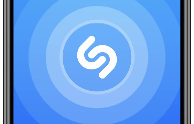 Report Shazam songs - hero image