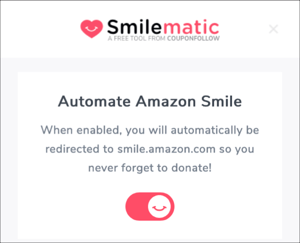 Smilematic Firefox Extension