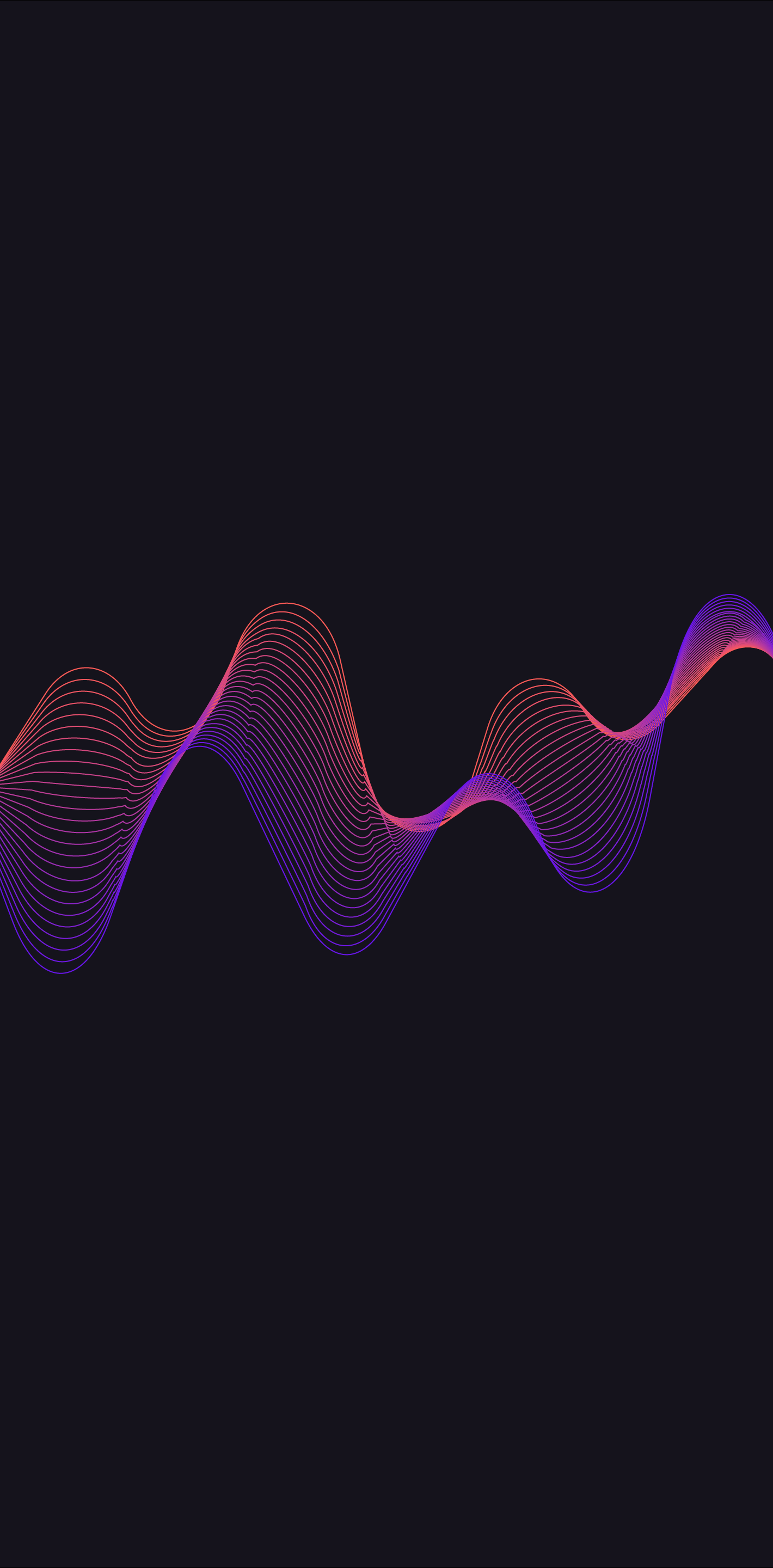 Waveform wallpaper sreeragag7 iDownloadBlog 0