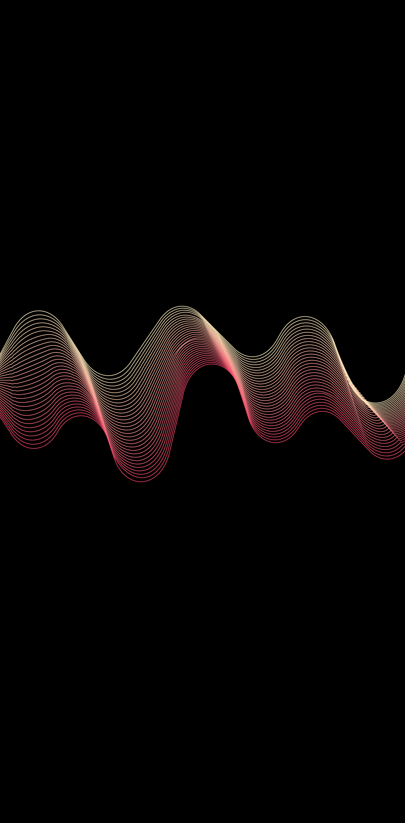 Waveform wallpaper sreeragag7 iDownloadBlog 7