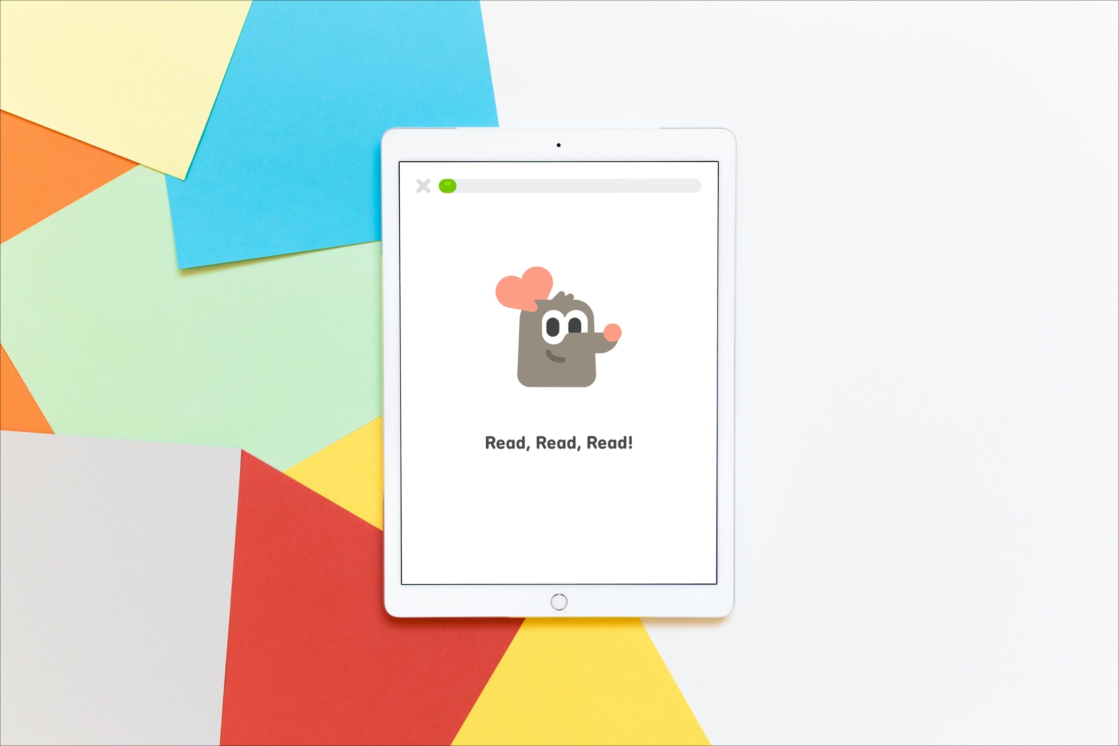 Kids Learning to Read Apps iPad
