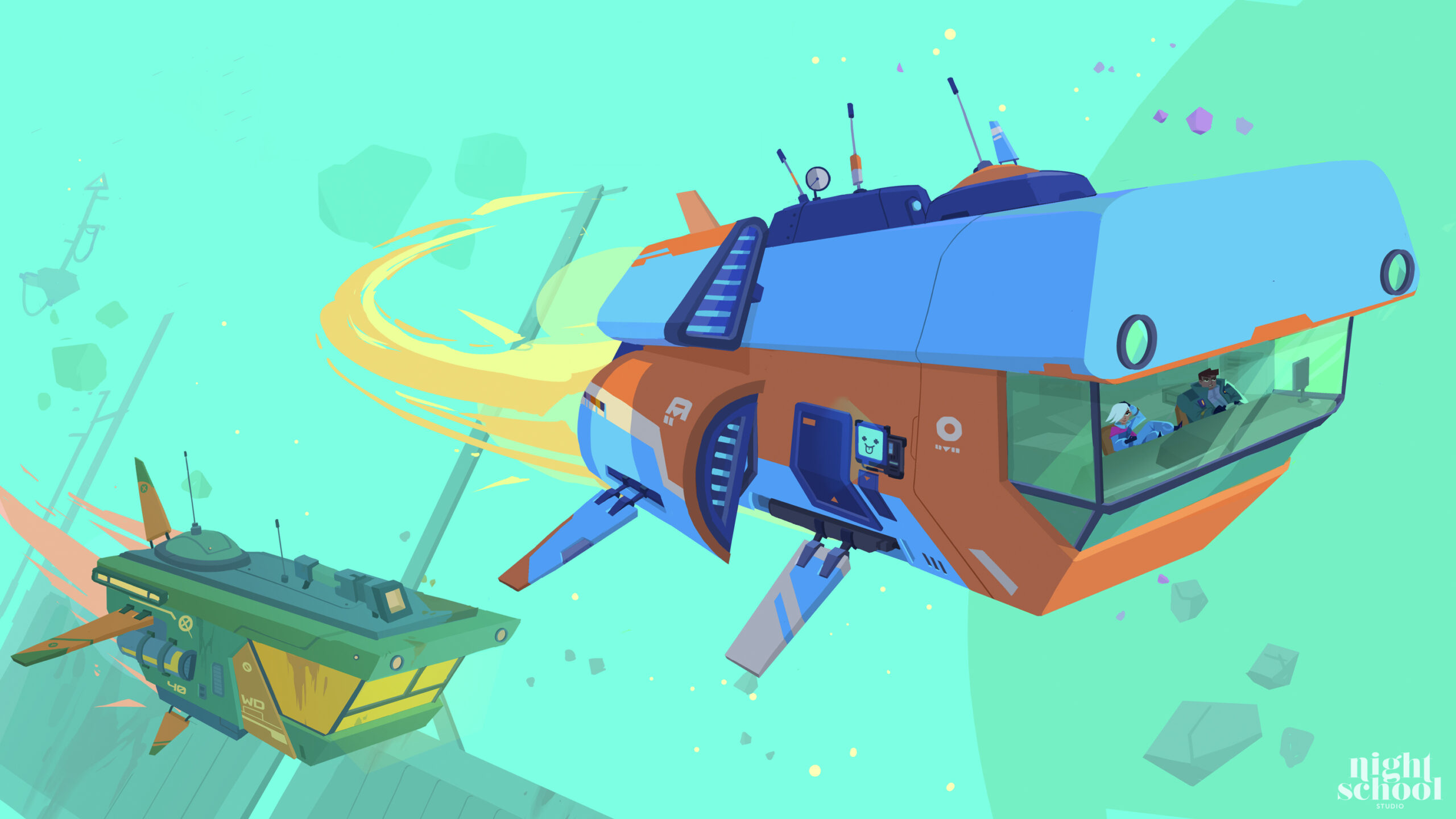 """Road trip adventure """"Next Stop Nowhere"""" by """"Oxenfree"""" makers launches on Apple Arcade"""