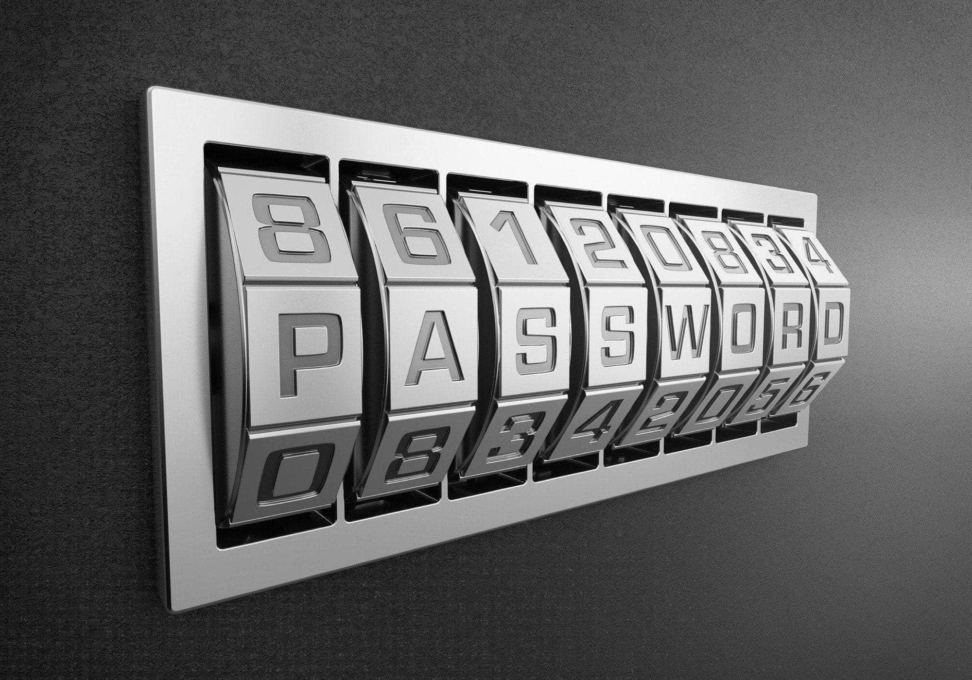 Password Security Pixabay