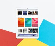 Playlist Motion Artwork Music iPad
