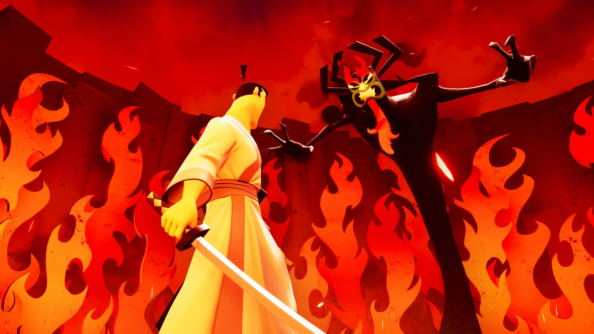 Samurai Jack: Battle Through Time is coming soon to Apple Arcade