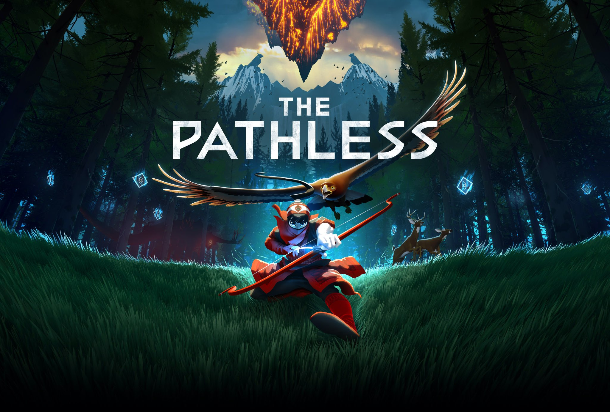 "The highly-anticipated mythic adventure ""The Pathless"" launches on Apple Arcade"