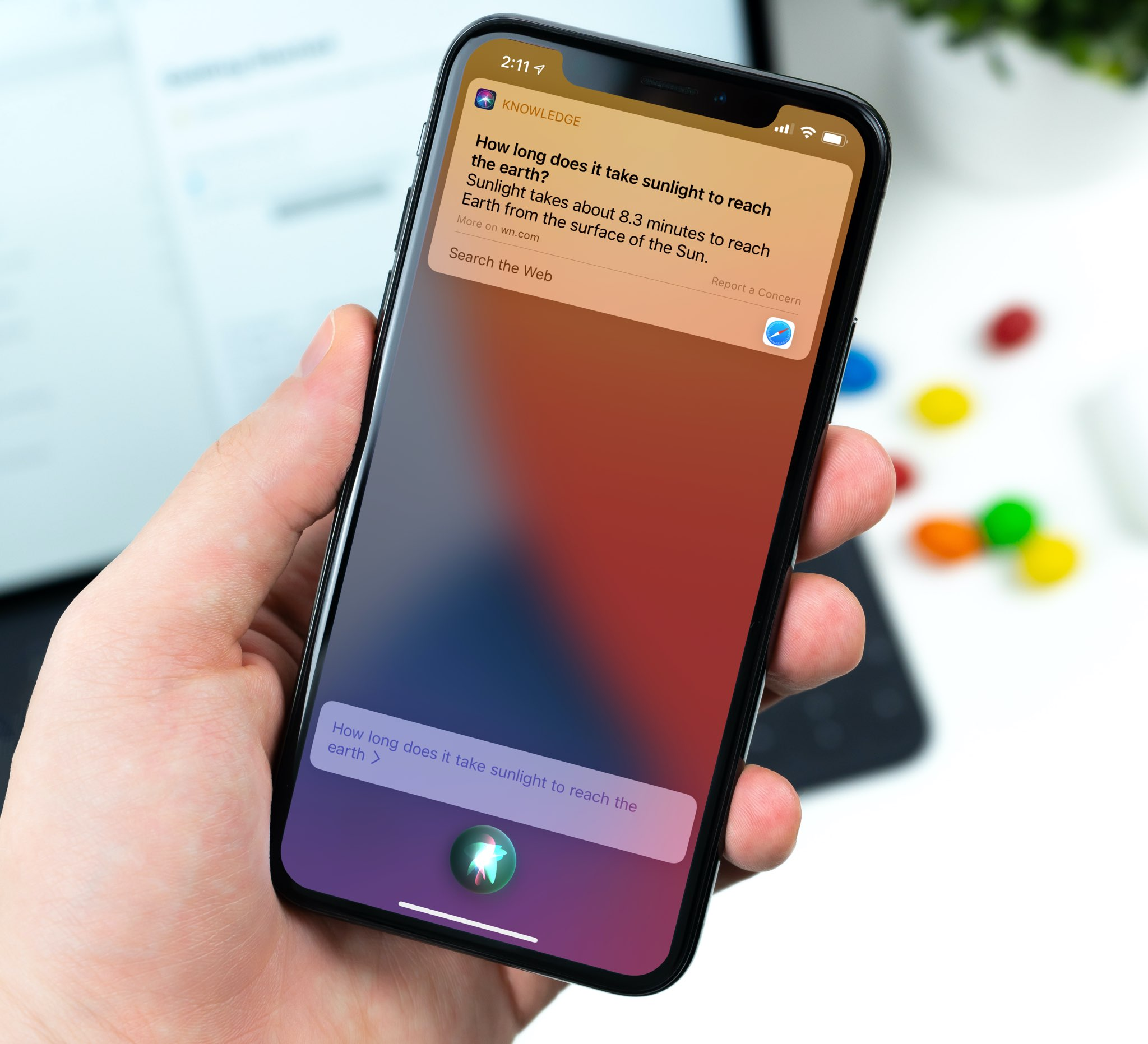iOS 14: How to enable live Siri transcriptions of spoken requests on iPhone