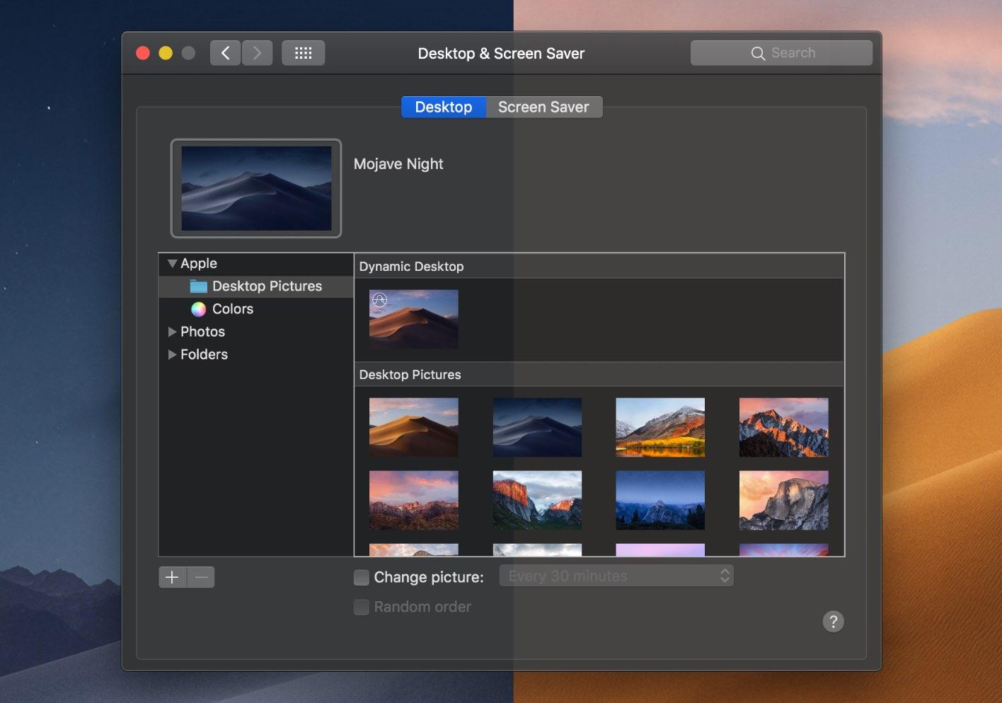 Dark Mode Mac - Dark vs. Light Mode comparison