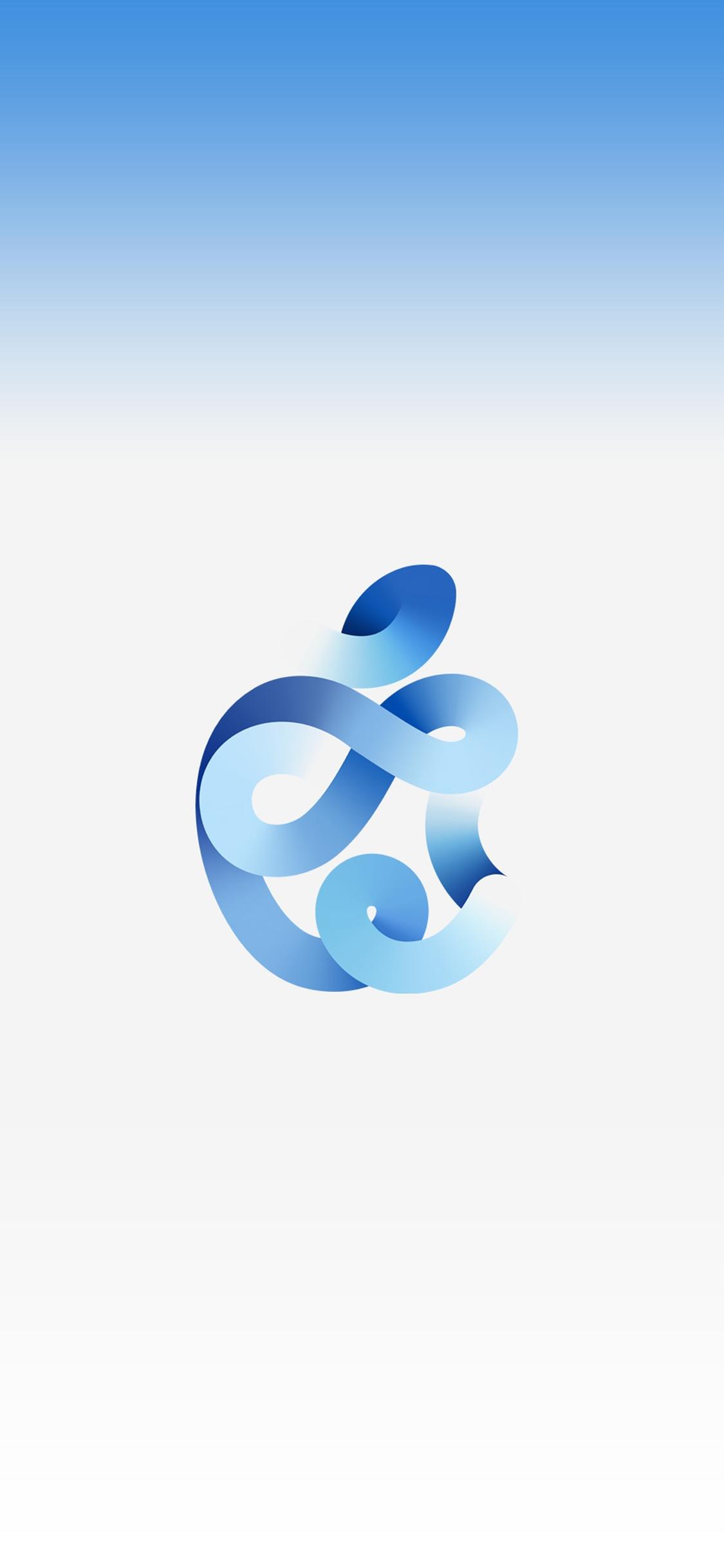 Apple September 15 event time flies iphone wallpaper saleemusama idownloadblog Blue Top