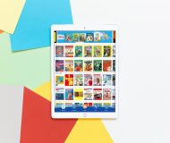 Apps for Kids Books iPad iPhone - ReadingIQ