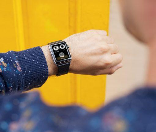 Calendar app on Apple Watch Actions
