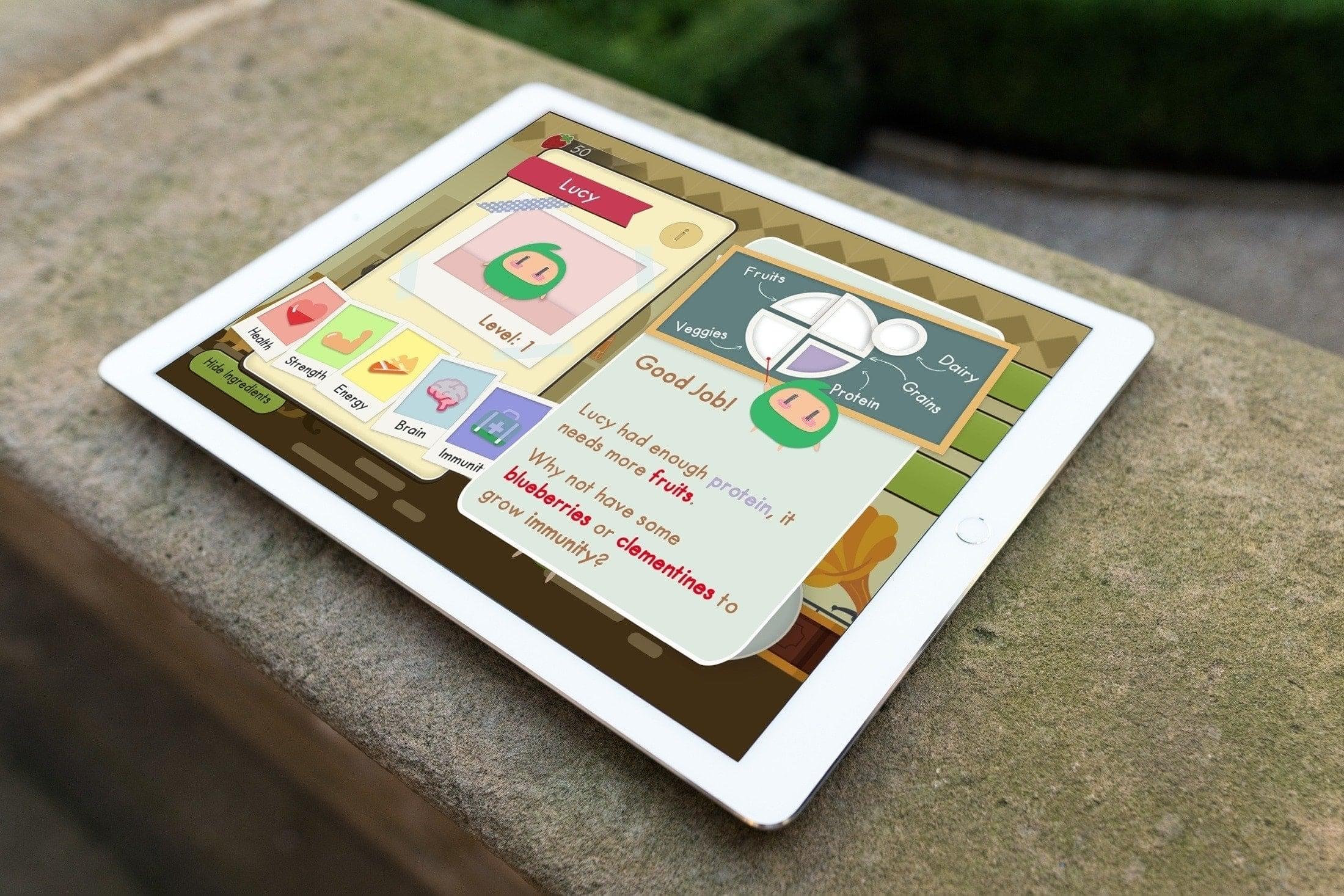 Healthy Habit Apps for Kids - LittleMoochi