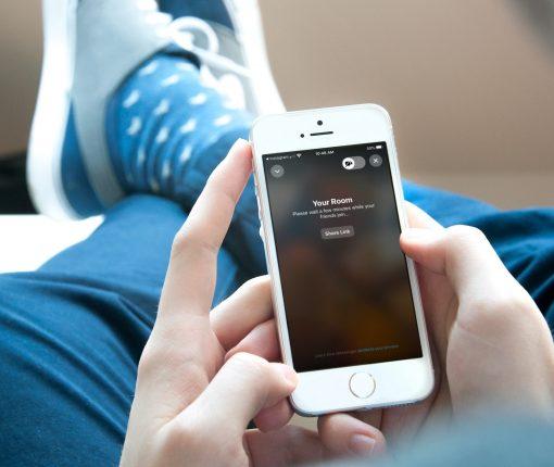 Instagram Messenger Room iPhone