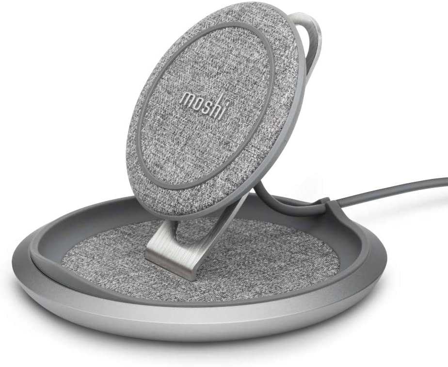 Moshi Lounge Q wireless charger for iPhone