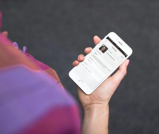 Slack Edit Profile Display Name iPhone