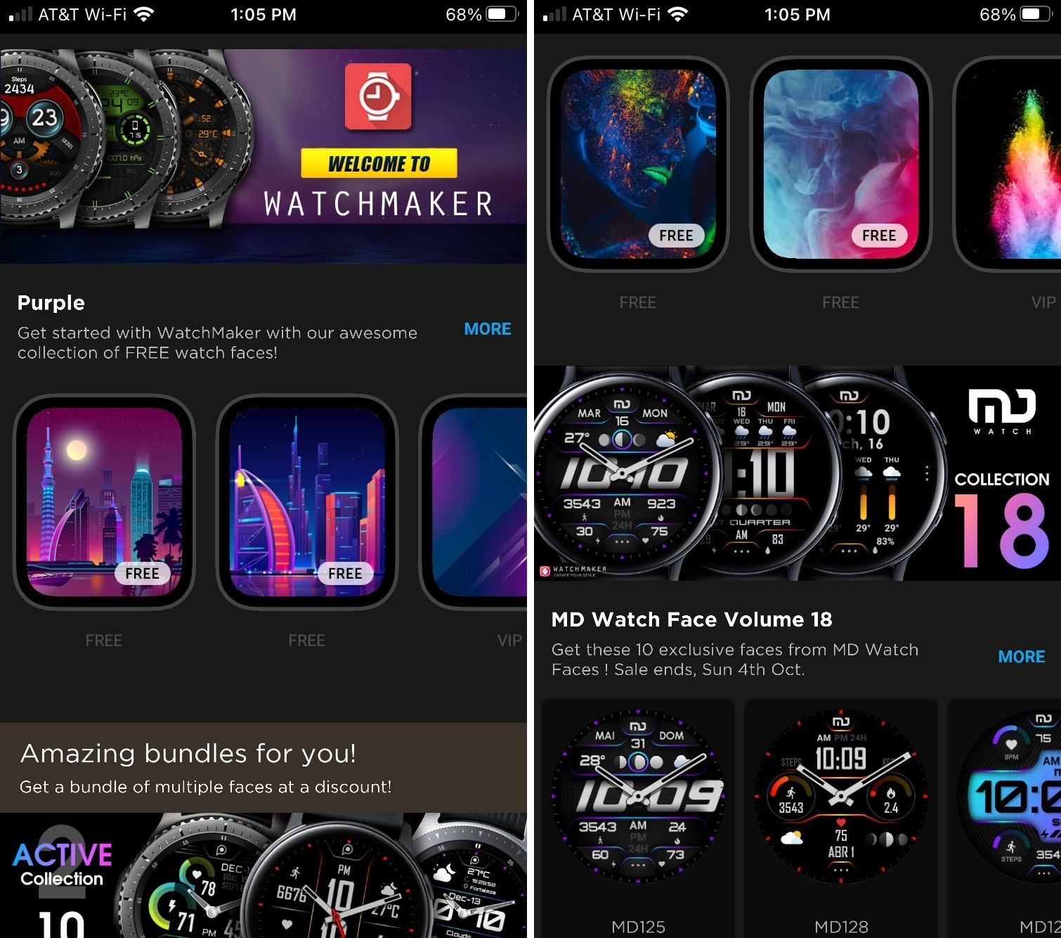Watchmaker Browse All Watch Faces