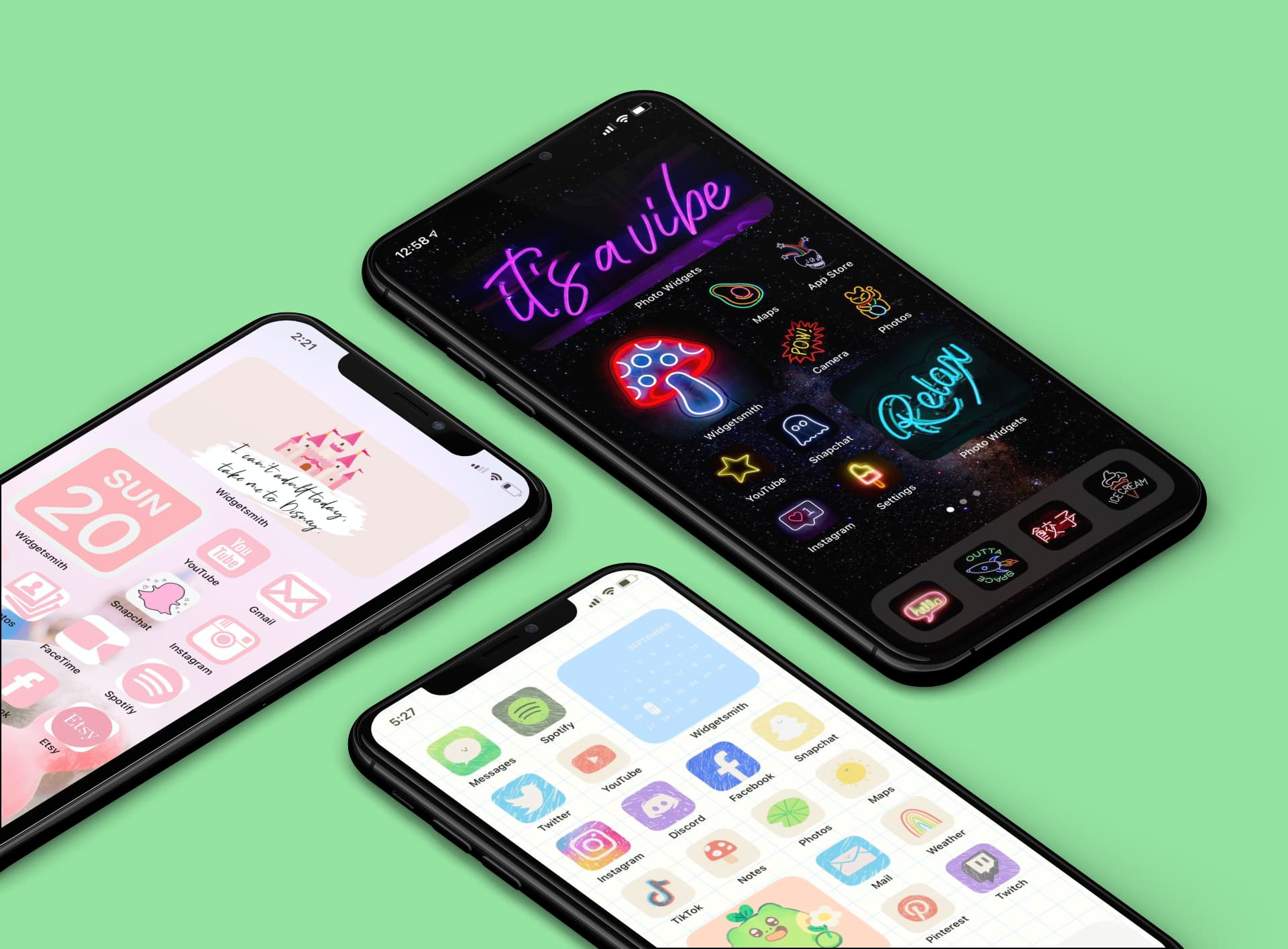 The Best Ios 14 Home Screens Ideas For Inspiration