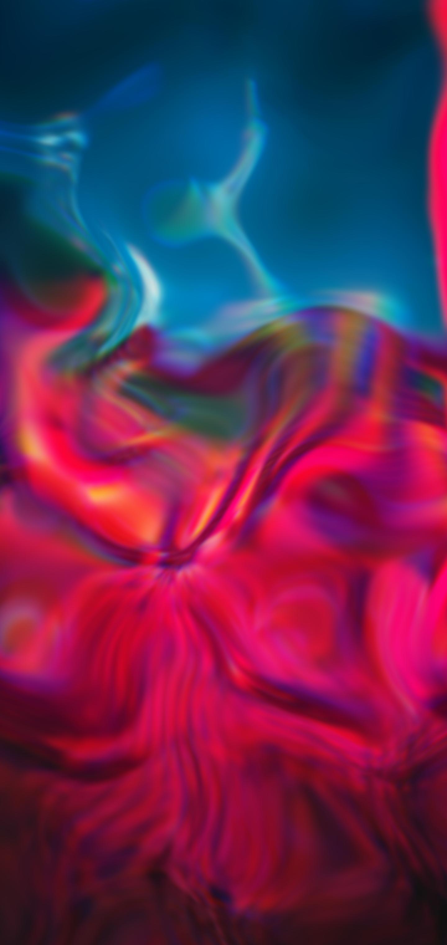 iPhone abstract wallpaper glitch series Marcus Bremen iDownloadBlog v2