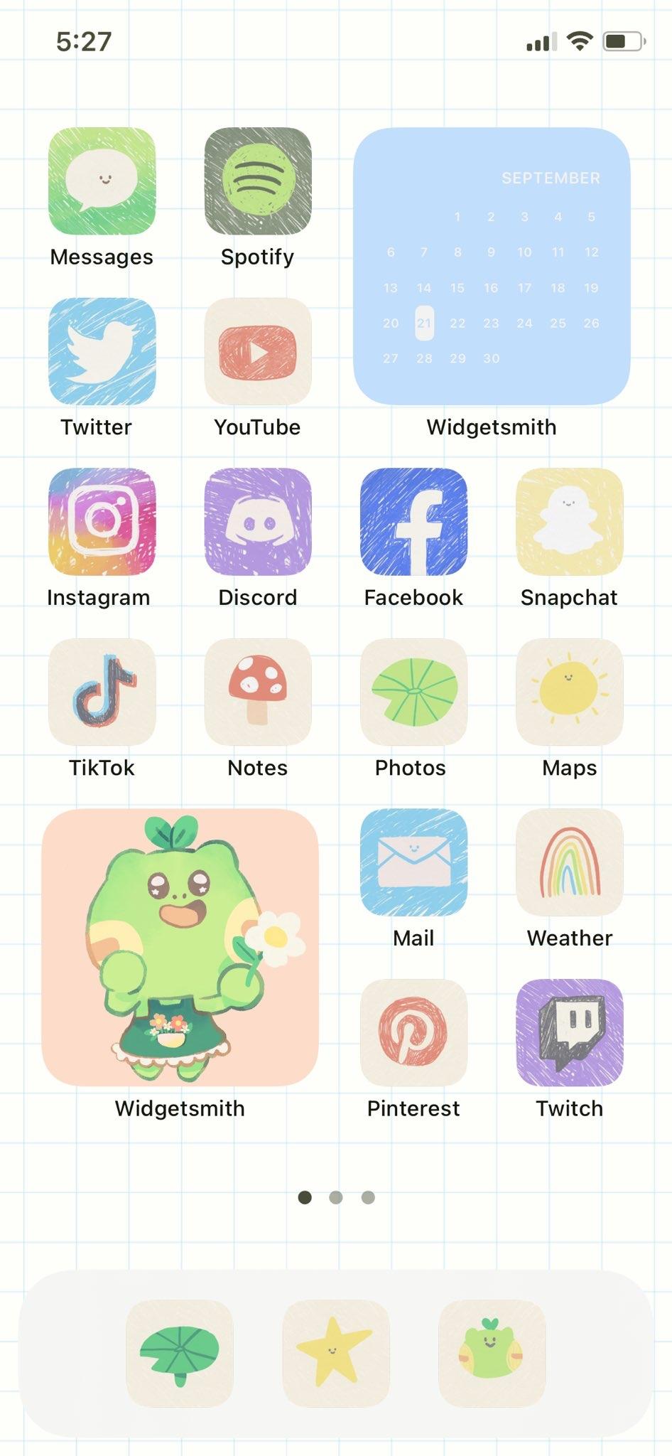 pogpals iOS 14 Home Screen