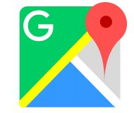 Google Maps Logo from Pixabay
