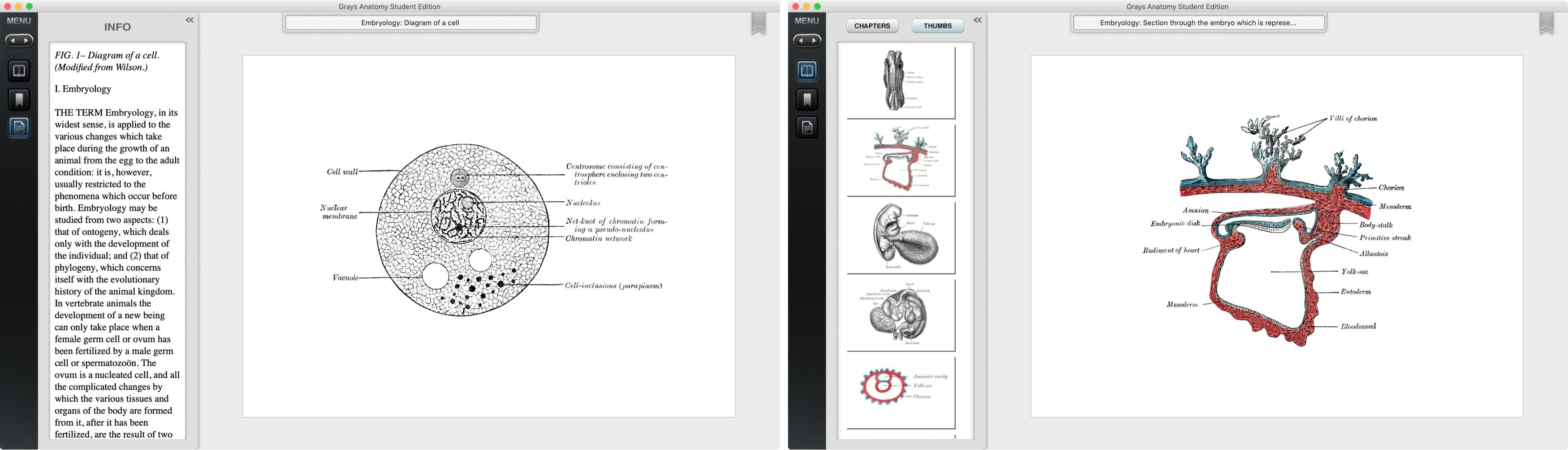 Grays Anatomy Student Edition Mac App