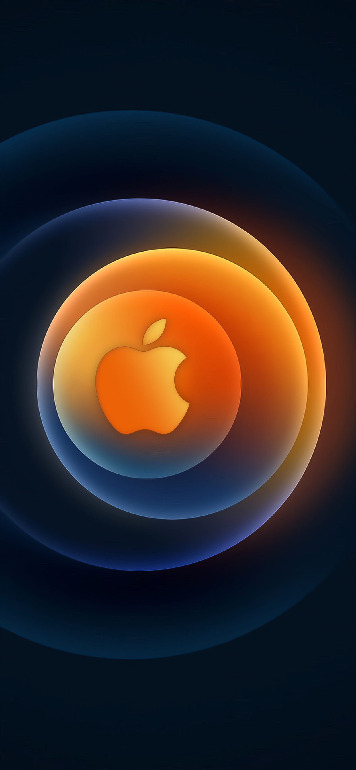 Hi Speed wallpapers Apple Event October 2020 iDownloadBlog iPhone AR7 logo