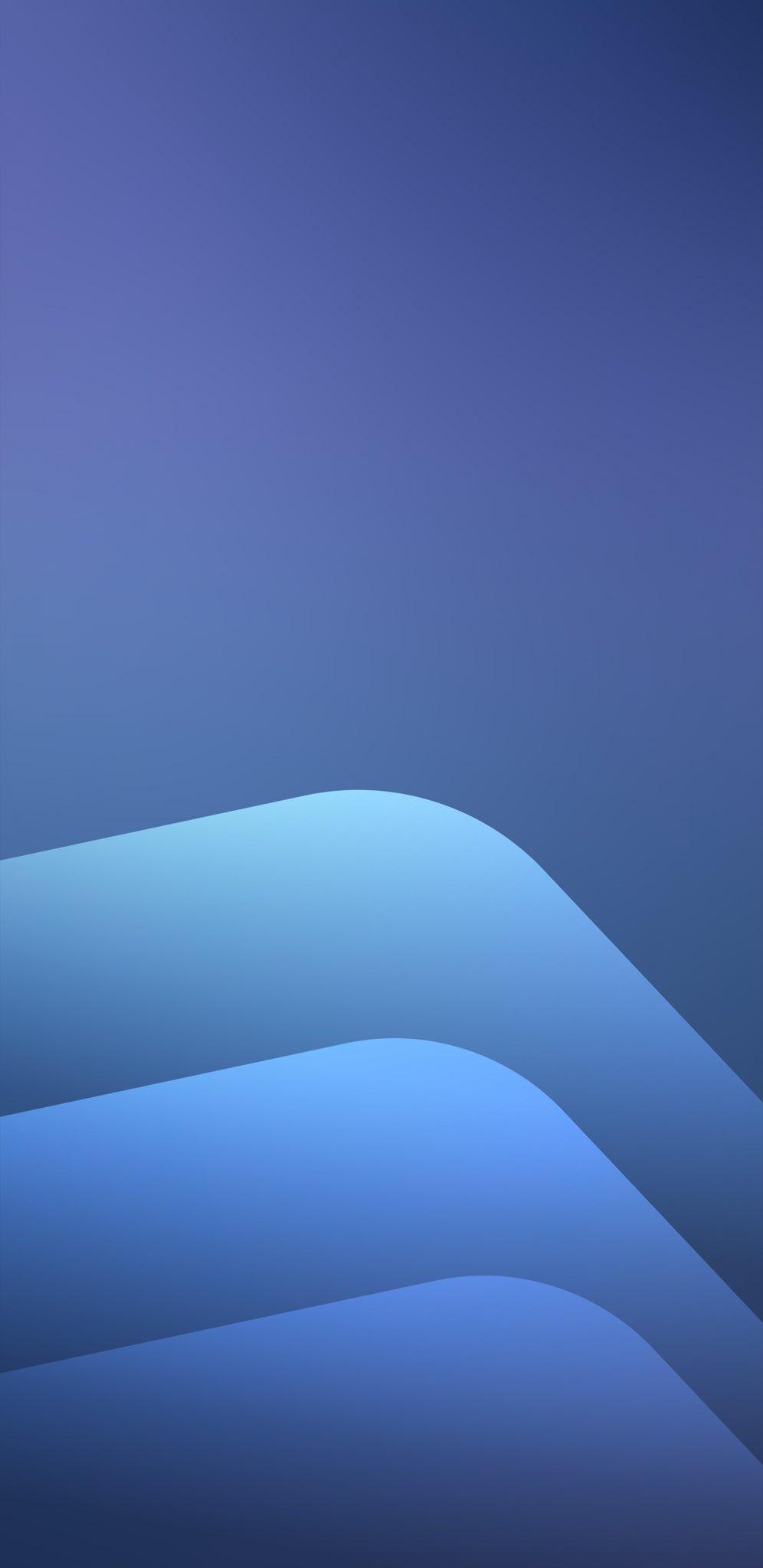 Pacific Blue iphone wallpaper idownloadblog smartechdaily geometric