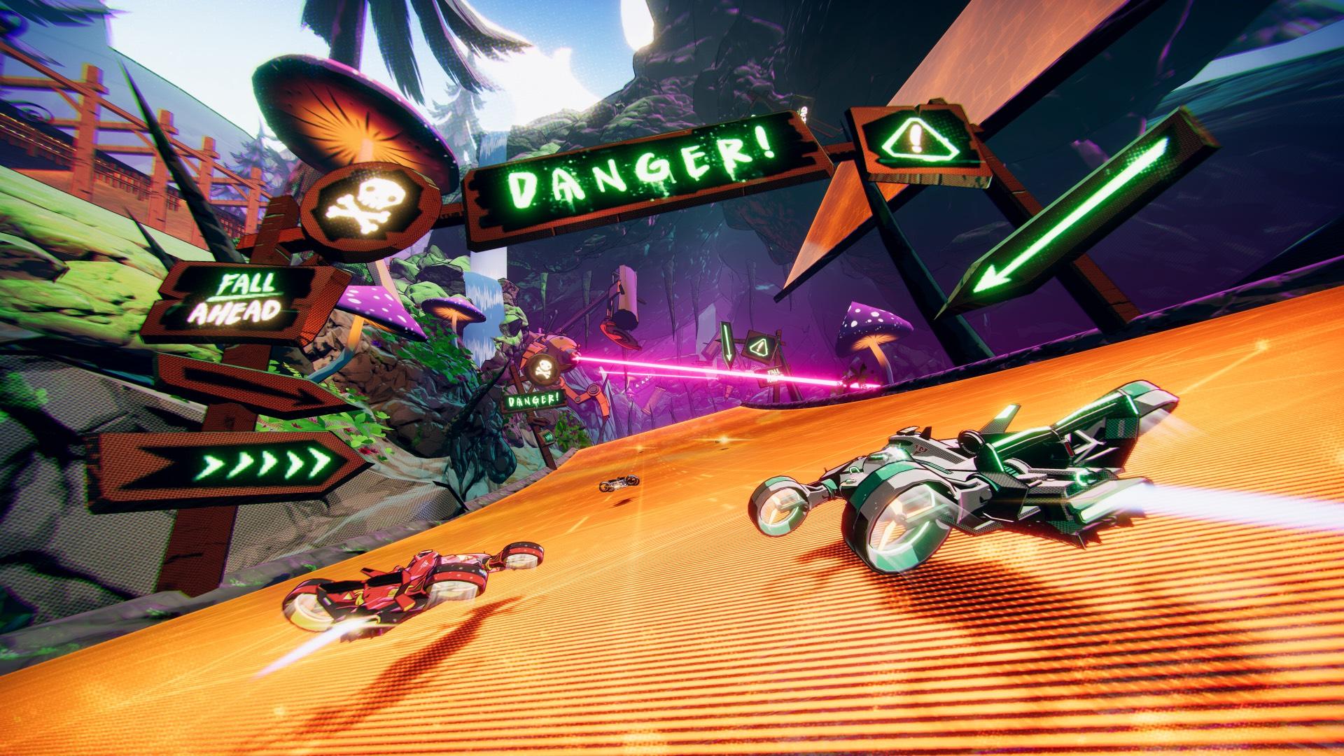 """""""Warp Drive – Teleport Racing!"""" is coming soon to Apple Arcade"""