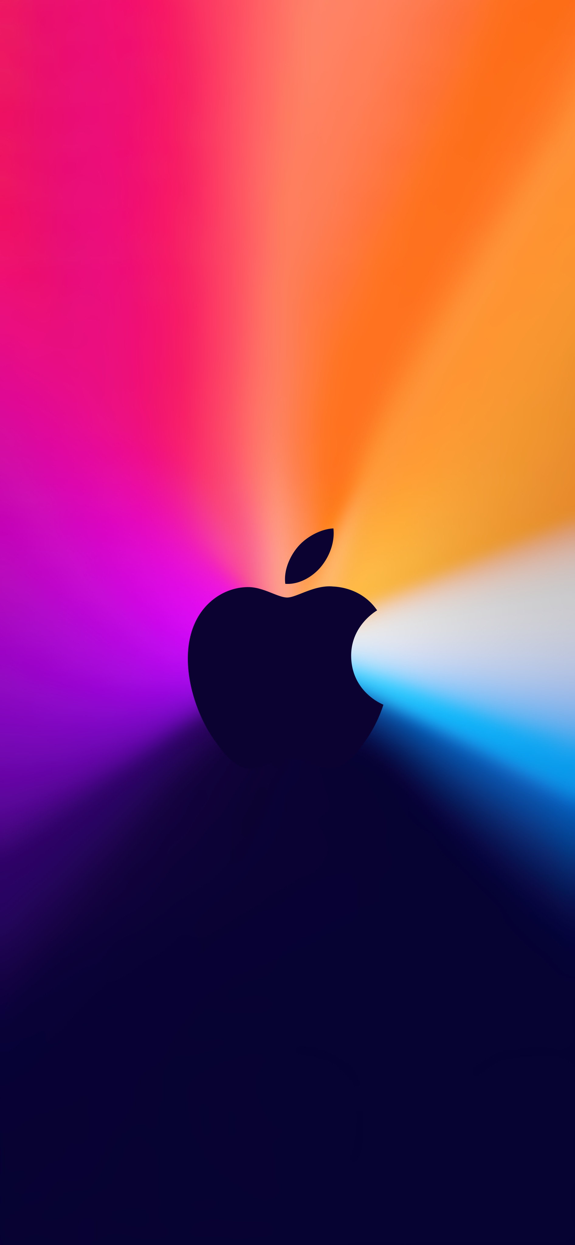 Apple One More Thing Event wallpaper idownloadblog FlareZephyr iPhone logo