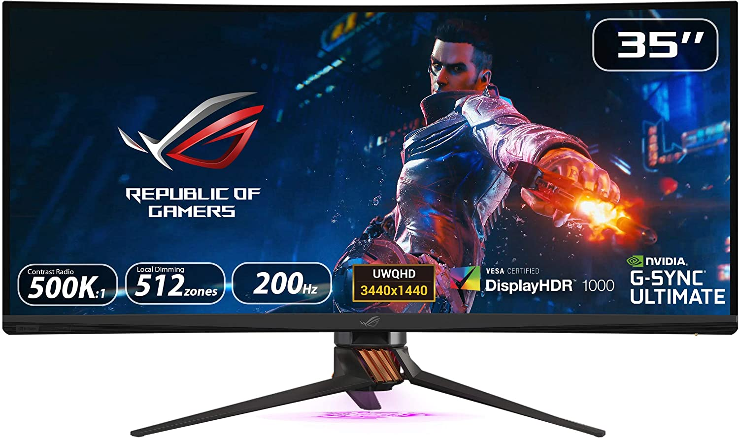 Best curved monitor money can buy